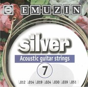EMUZIN SILVER 7A222